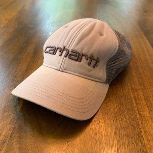 Carhartt grey SnapBack baseball hat
